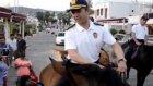 Atlı Polis Görev Başında