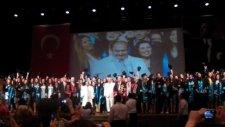 Beykent 2012 Kep Töreni