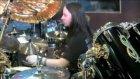 Joey Jordison Davul Solosu
