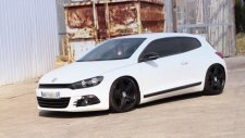 Modifiyeli VW Scirocco