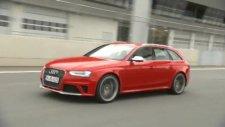 Yeni Audi RS4 Avant 2013