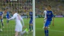 İngiltere 1-0 Ukrayna (Gol Ronney)