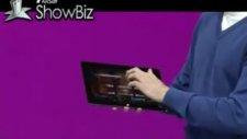 Microsoft Surface'ın Tanıtımında Bozuldu!