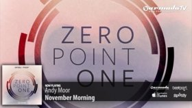 Andy Moor - November Morning Zero Point One Album Preview