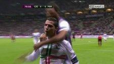 Portekiz'i yarı finale Ronaldo taşıdı! ( Çek Cumhuriyeti 0-1 Portekiz )