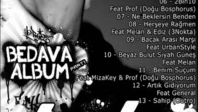 Toxin Feat Melan Beyaz Bulut Siyah Güneş (2010)