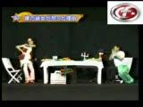 Japonlar Ağır Çekim Dövüş Sanatı Tiyatro