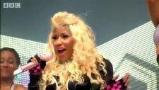 Nicki Minaj Starships (Bbc Radio 1's Hackney Weekend 2012)