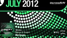 Out Now Armada Top 15 - July 2012