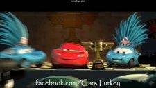 Arabalar (Cars) Dinoco'nun Yeni Yüzü McQueen