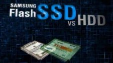 Samsung SSD vs HDD