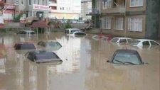 Samsun'daki Sel Felaketi Resimlerle Özel Klip