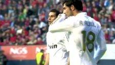 Raul Albiol Osasuna'ya Karşı!
