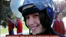 Komiser, Polis Eşini Sokakta Vurdu