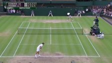 Roger Federer  Novak Djokovic'i Ezdi Geçti!
