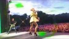 Alexandra Stan - Mr Saxobeat - (Live Performance) - (2012)