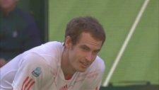 Roger Federer'in Rakibi Andy Murray oldu (Wimbledon 2012 Yarı Final)