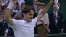 Roger Federer, Yeniden Zirvede (Wimbledon Tenis Turnuvası finali)
