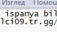 Sanalika İspanya Bileti Hilesi 2012