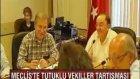 Meclis'te Tutuklu Vekiller Tartışması