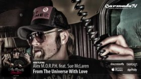 Alex Morph Feat Sue Mclaren - From The Universe With Love Prime Mover Album Preview