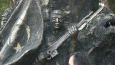 Aslanbey Anıtı Açılış Töreni