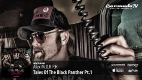 alex morph - tales of the black panther pt 1 prime mover album preview