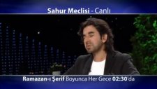 Sahur Meclisi Semerkand Tv
