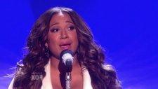 Melanie Amaro 'Listen' X Factor USA Finals