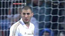 Nuri Şahin'in Real Madrid formasıyla ilk golüNuri Sahin First goal Real Madrid