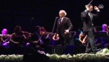Ünlü tenor Jose Carreras in konseri