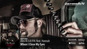 Alex Morph Feat Hannah - When I Close My Eyes Prime Mover Album Preview