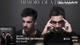Tenishia Feat  Jan Johnston - As It Should Memory Of A Dream Preview