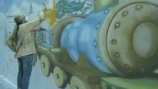 Grafiti Duvar Ressamı Duvar Resim Kağıdı