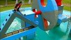Kaptan Çanağı Kırdı! Komik Düşüş - Wipeout