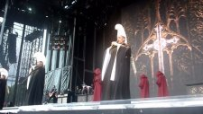 Madonna girl gone wild opening hyde park london front row 17th july 2012