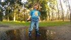 Minik Gezgin'in bol yağmurlu Almanya günleri
