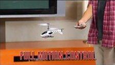 introducing Silverlit interactive Bluetooth RC Blu Tech Heli