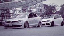 Hızlı ve Öfkeli Volkswagen Jetta ve Golf MK6 - Vububup 420