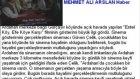 Köyde Sinema Keyfi haberi  ardahan son dakika - MEHMET ALİ ARSLAN Haber