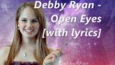 Debby Ryan Open Eyes Lyrics On Screen-Kardelen Köse