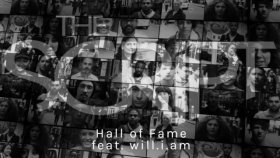 The Script - Feat William - Hall Of Fame