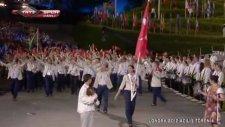 2012 Londra Olimpiyatları Geçiş Töreni / Türkiye