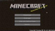 Minecraft Survival Rehberi Bölüm 1 İlk Gece