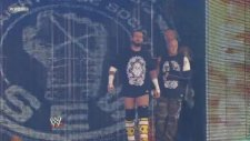 Cm punk and luke gallows vs big show we friday night smackdown