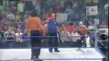 Rey Mysterio vsThe Great Khali (Batista  Finlay interference)