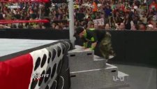 Hornswoggle Joins to DX WWE Monday Night RAW 2009 12 21 HDTV XViD KYR