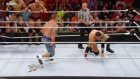 Sheamus salva John Cena