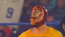 Wwe superstar rey mysterio talks to alberto del rio about king of the ring!