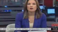 Nevşin Mengü'yü Kızdıran Muhabir